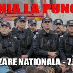 Mobilizare națională la Pungești – Sâmbătă, 7 decembrie