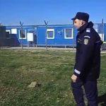 RUȘINE NAȚIONALĂ: Jandarmeria Română, firma de pază a Chevron la Pungești