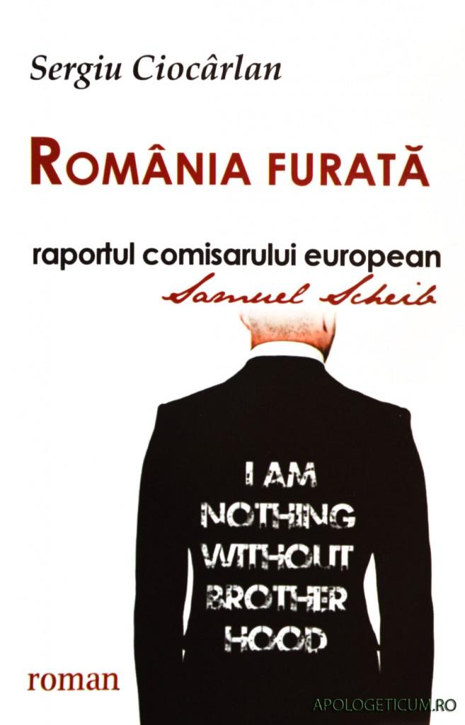 Romania furata - Sergiu Ciocarlan
