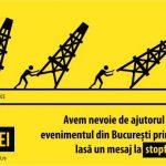 6 Aprilie 2014: Ziua Națională de proteste împotriva fracturarii hidraulice