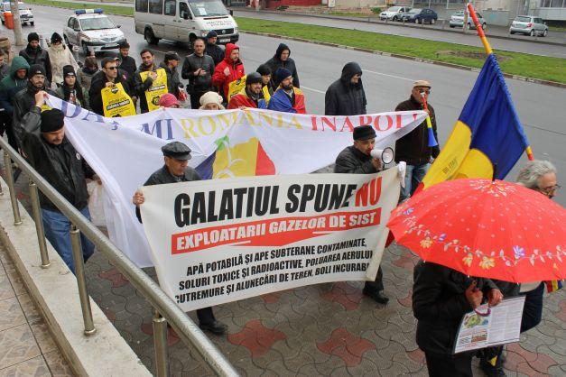 Galati - 6 aprilie