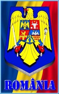Romania stema steag