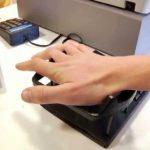 Plata prin scanarea venelor în Suedia. Sistemul biometric Quixter este folosit deja de 2000 de persoane