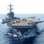 IRAK: SUA trimit un portavion, un distrugător şi un crucişător în Golful Persic