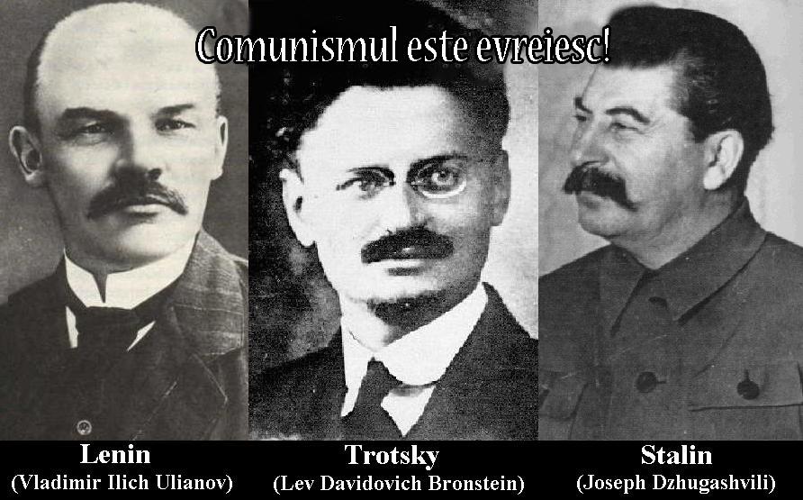 comunismul este evreiesc