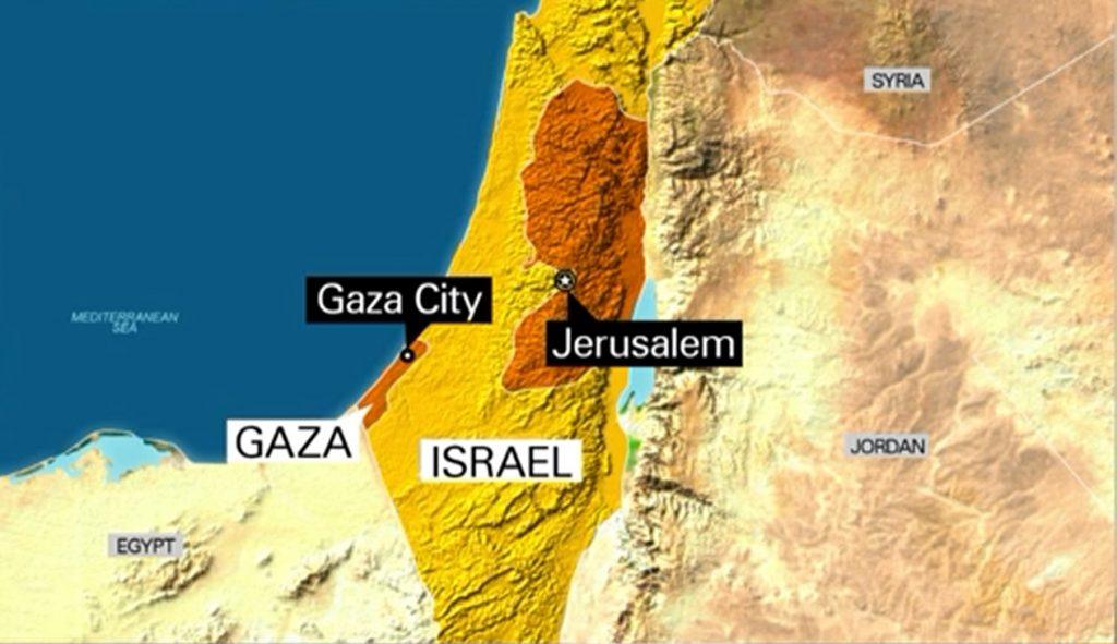 fasia gaza israel