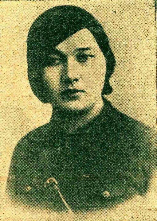 mucenica Nicoleta Nicolescu