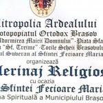 mitropolia ardealului ordin masonic Sf. Fecioara Maria_detaliu