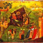 Bucurie sfântă în ieslea de taină a sufletului dvs. Hristos S-a născut! Cuvânt al Sfântului Ioan Damaschin