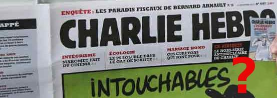 charlie hebdo stop the blasphemies
