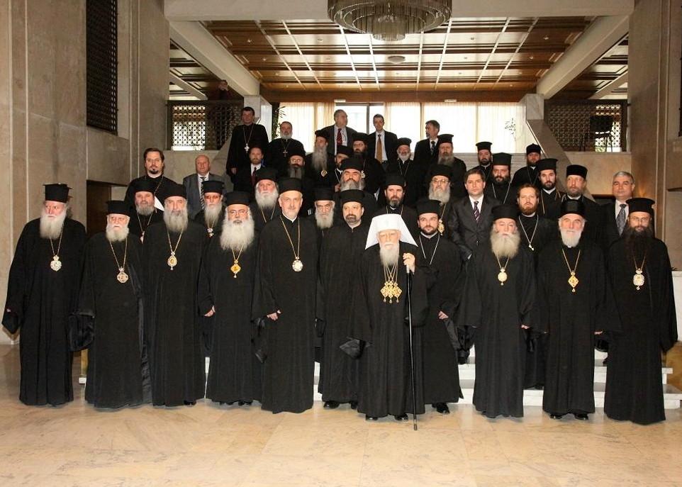 sinodul ortodox bulgar